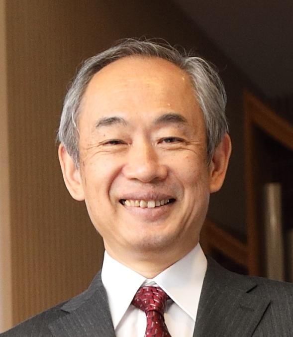 地球社会共生学部長 <br>升本 潔 [Kiyoshi Masumoto]