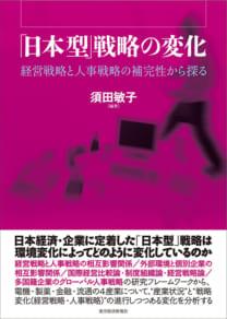 「日本型」戦略の変化──経営戦略と人事戦略の補完性から探る
